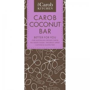Carob Bar Coconut