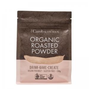 Carob Roasted Powder