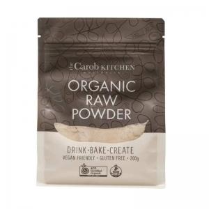 Carob Raw Powder