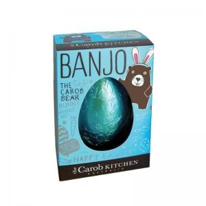 Carob - Easter Egg 100g x 12