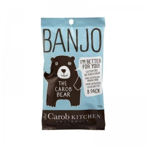 Carob Bear Banjo Multipack