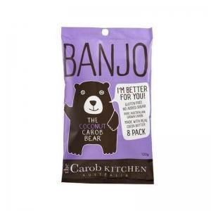 Carob Bear Coconut Banjo Multipack