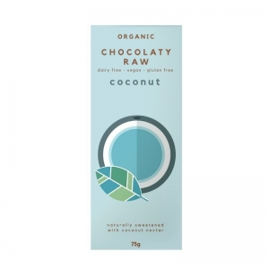 Coconut Chocolaty Raw