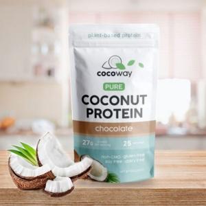 Cocoway - Chocolate Coconut Protein Powder 1kg