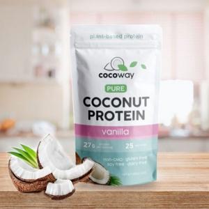 Cocoway - Vanilla Coconut Protein Powder 1kg