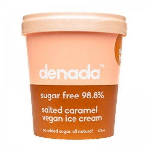 Denada - Vegan Salted Caramel Ice Cream
