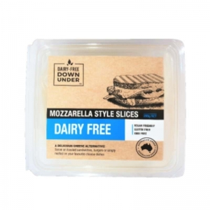 Dairy Free - Mozzarella Slices