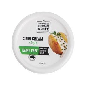 Dairy Free - Sour Cream Style 160g x 6 (Carton)