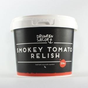 Drunken Sailor Canning Co - BULK Smokey Tomato Relish 2.4kg *NEW*