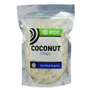 Eco - Coconut Chips 200g Organic