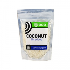 Eco - Coconut Shredded Org 200g