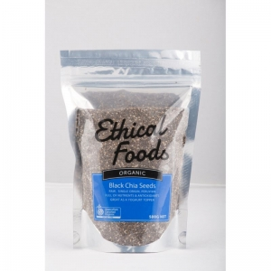 Ethical Foods - Organic Black Chia