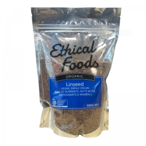 Ethical Foods - Organic Linseed