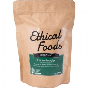 Ethical Foods - Organic Cacao Powder