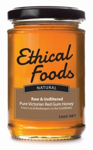 Ethical - Raw Unfiltered Honey