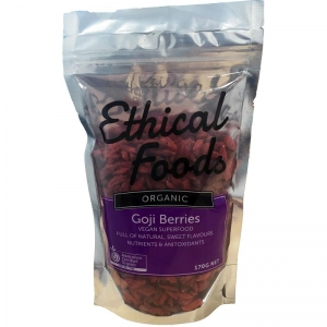 Ethical Foods - Organic Goji Berries