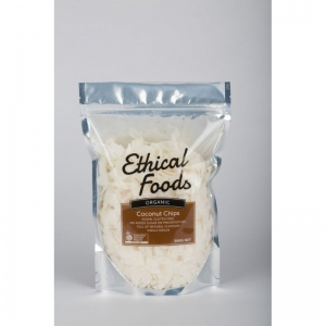 Ethical Foods - Organic Coconut Chips