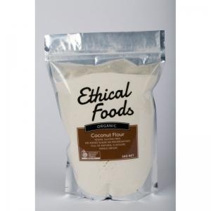 Ethical Foods - Organic Coconut Flour 1kg