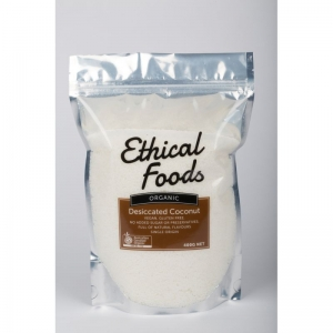 Ethical Foods -  Organic Desiccated Coconut