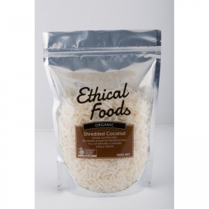 Ethical Foods - Organic Shredded Coconut