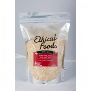 Ethical Foods - Organic White Quinoa Grain
