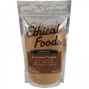 Ethical Foods - Organic Coconut Sugar