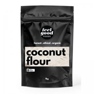 Feel Good Foods - *NEW* Organic Coconut Flour 1kg