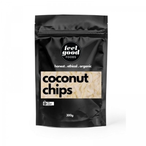Feel Good Foods - *NEW* Organic Coconut Chips 300g