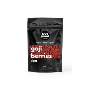 Feel Good Foods - *NEW* Organic Goji Berries 170g