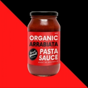 Feel Good Foods -  Arrabbiata Pasta Sauce