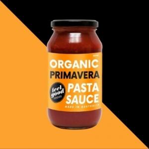 Feel Good Foods Primavera Pasta Sauce