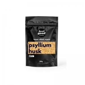 Feel Good Foods - *NEW* Organic Psyllium Husk 200g