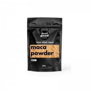 Feel Good Foods - *NEW* Organic Maca Powder 200g