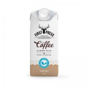 First Press - Sugar Free RTD Almond Milk 350ml x 12 (Carton)