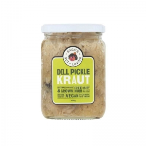 Fermented Veg - Dill Pickles