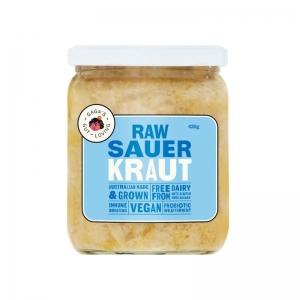 Fermented Veg - Sauerkraut