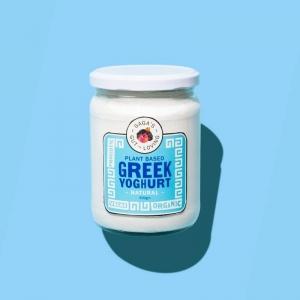 Gaga Fermented - *NEW* Natural Greek Yogurt 500g x 6 (Carton)  Refrigerated