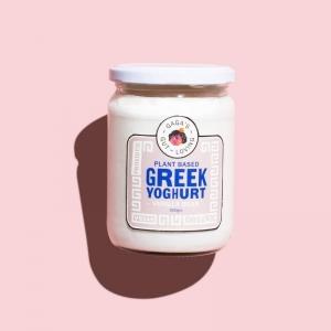 Gaga Fermented - *NEW* Vanilla Greek Yogurt 500g x 6 (Carton) Refrigerated