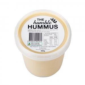 Humble Hummus - Natural Hummus 900g