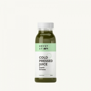 Hrvst St - Little Green Cold Press Juice 250ml