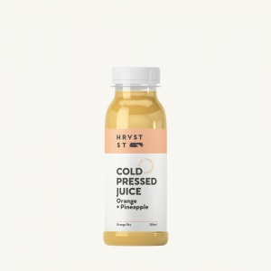Hrvst St - Orange Sky Cold Press Juice 250ml