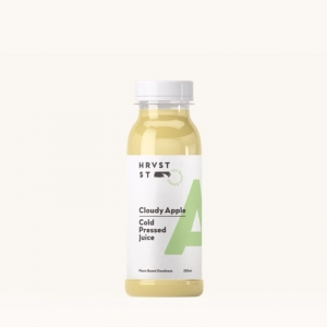 Hrvst St - Cloudy Apple Cold Press Juice 250ml