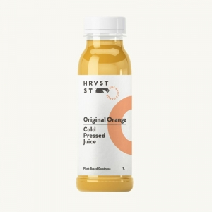 Hrvst St - Original Orange Cold Press Juice 1L