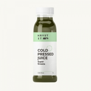 Hrvst St - Little Green Cold Press Juice 1L