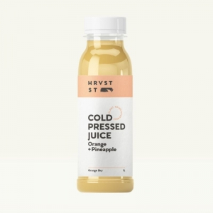 Hrvst St - Orange Sky Cold Press Juice 1L