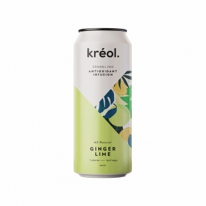 Kreol - Antioxidant Ginger Lime
