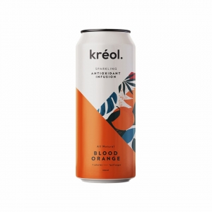 Kreol - Antioxidant CAN Blood Orange 330ml x 12 (Carton) AIBLO330