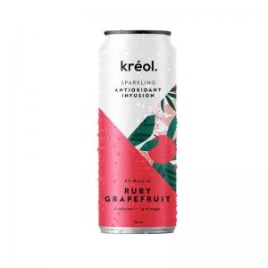 Kreol - Antioxidant Ruby Grapefruit 330ml x 12 (Carton) AIGRA330