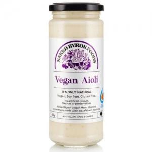 Naked Byron - Vegan Aioli