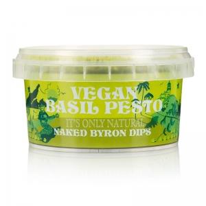 Naked Byron - Vegan Basil Pesto